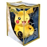 Pokemon 20th Anniversary Pikachu Plush [Winking]