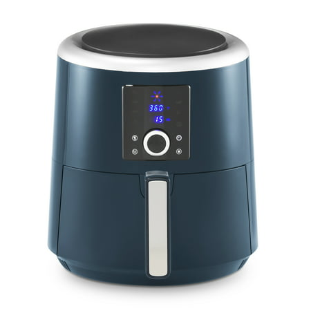 La Gourmet 6-Qt. Digital Air Fryer and Convection Oven, Navy
