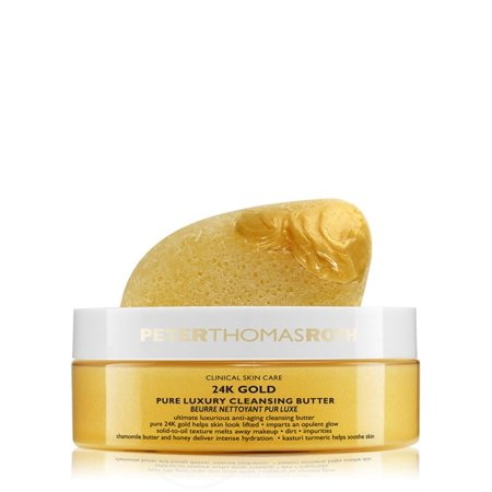 Peter Thomas Roth 24K Gold Pure Luxury Facial Cleansing Butter, 5 (Best Rated Peter Thomas Roth Products)