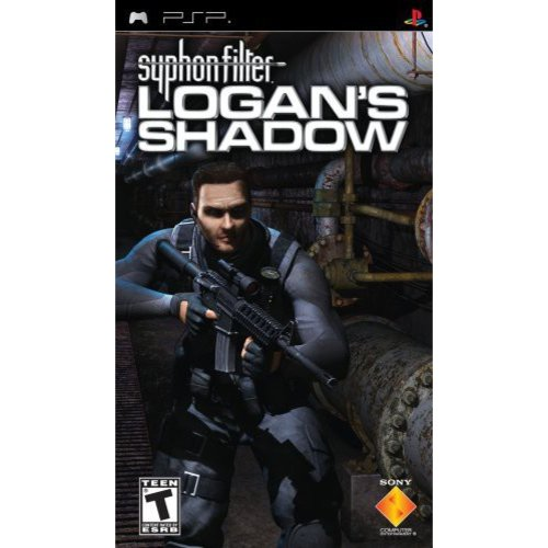 Syphon Filter Logan Shadow (PSP)