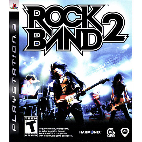 Rock Band 2 - Software Only (PS3)