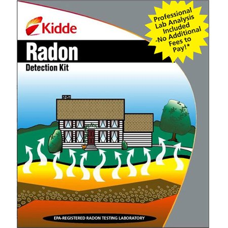 Kidde Radon Detection Kit