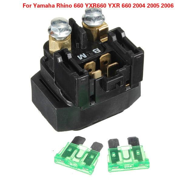 Starter Relay Solenoid for Yamaha Rhino 450 660 YXR450 YXR660