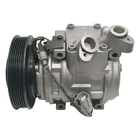 RYC Remanufactured AC Compressor and A/C Clutch