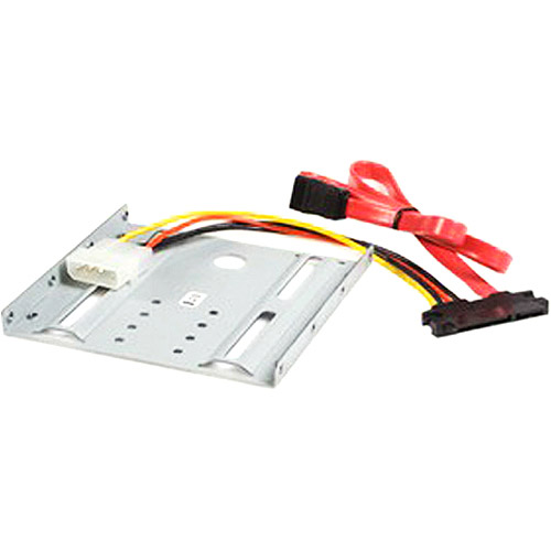 StarTech.com BRACKET25SAT 2.5in Hard Drive to 3.5in Drive Bay Mounting Kit