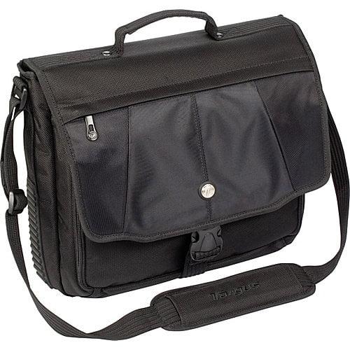 Targus CBT201US 15.4 Blacktop Laptop Messenger