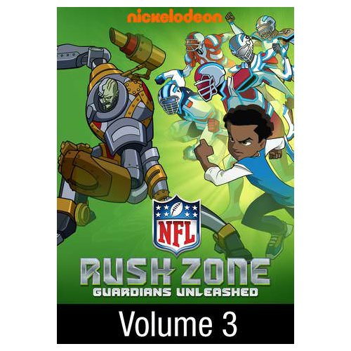 NFL Rush Zone: Guardians Unleashed (2013)