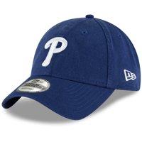 Philadelphia Phillies New Era Core Classic Secondary 9TWENTY Adjustable Hat - Royal - OSFA