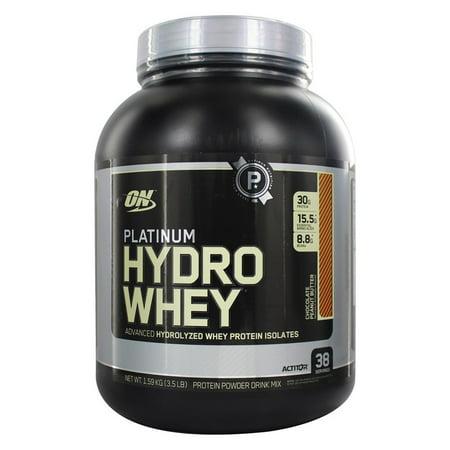 Optimum Nutrition - Platinum Hydro Whey