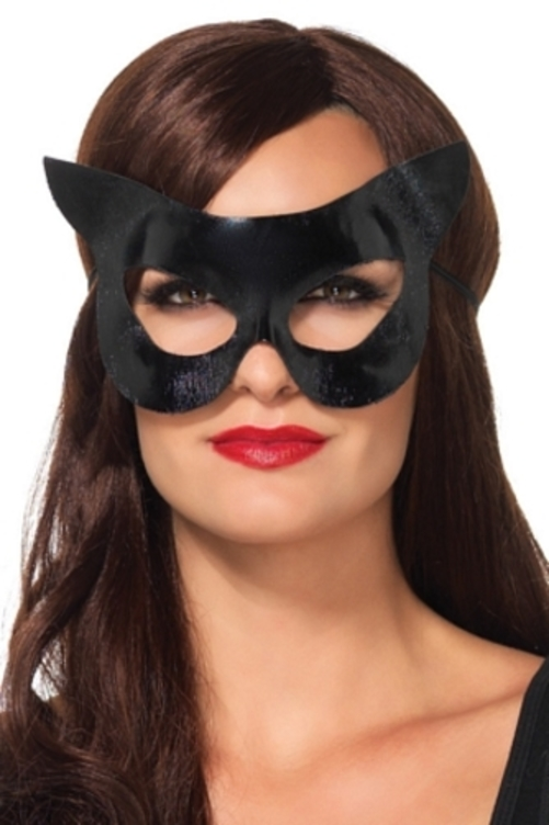 Leg Avenue Womenu0027s Vinyl Cat Mask Costume Accessory Black One Size  sc 1 st  Walmart & Leg Avenue Womenu0027s Vinyl Cat Mask Costume Accessory Black One Size ...