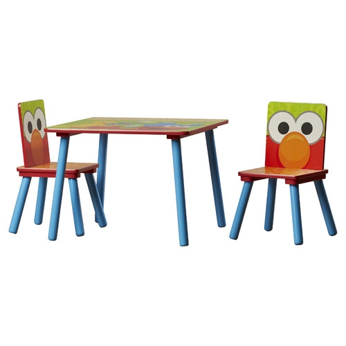 Sesame Street Table & Chair Set
