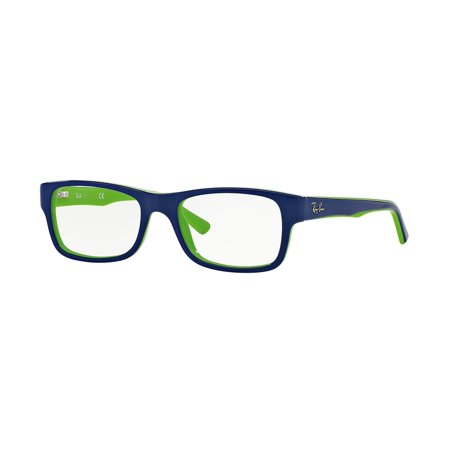 d98a00ed52 Ray-Ban Optical frame 0RX5268 Rectangle Sunglasses for Unisex - Walmart.com