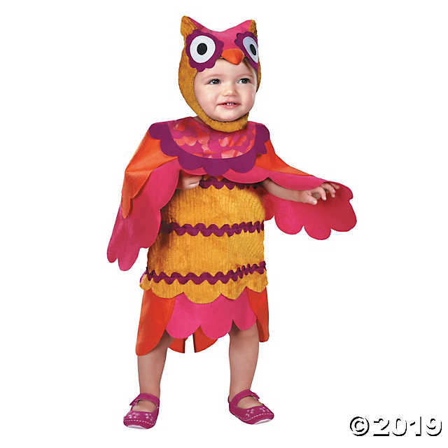 6-12 Months What A Hoot Owl Costume Halloween Infant S