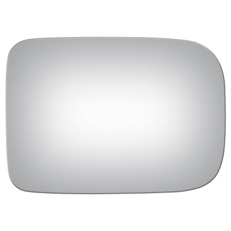 Ramp Replacement (Burco 3224 Passenger Side Power Replacement Mirror Glass for 94-98 Dodge Ram )
