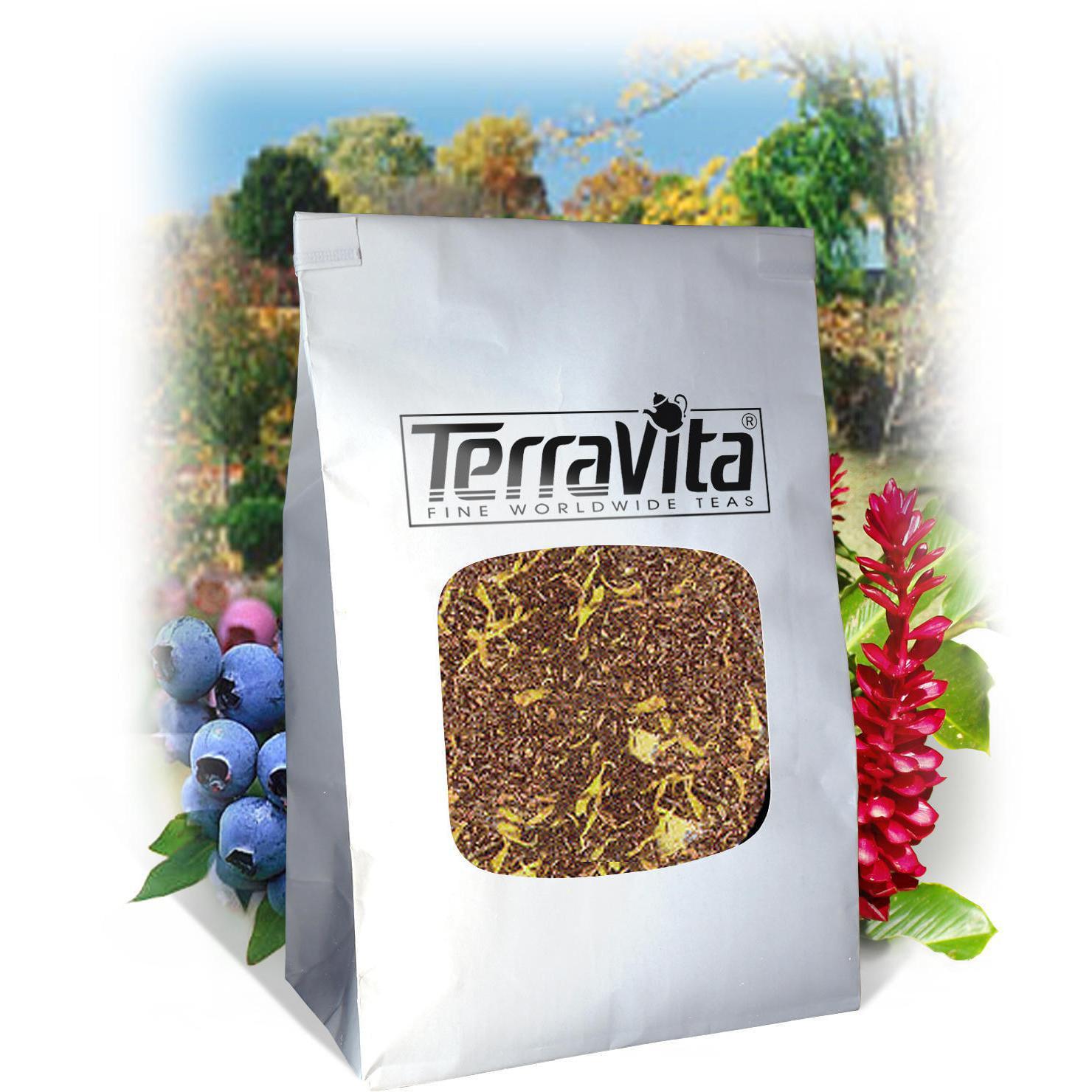 Bourbon Street Vanilla Rooibos Tea (Loose) (4 oz, ZIN: 510523) by TerraVita