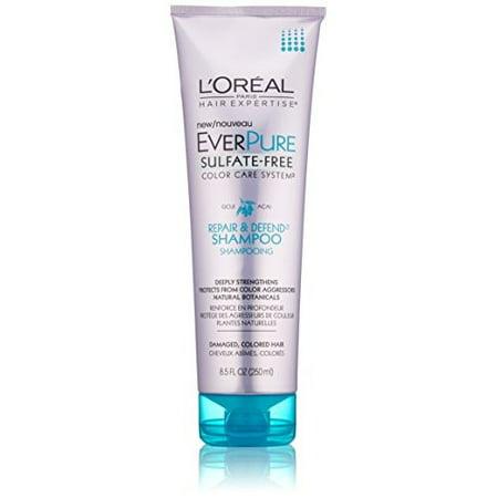 L'Oreal Paris Hair Care Hair Expertise Everpure Repair and Defend