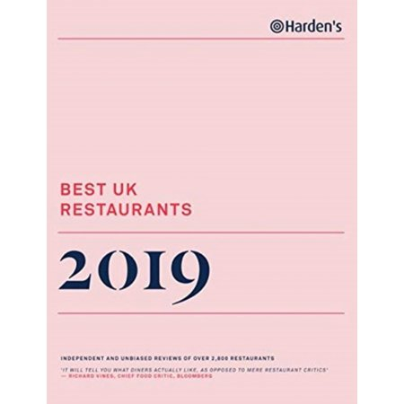 HARDENS BEST UK RESTAURANTS 2019