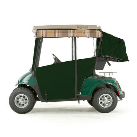 EZGO RXV Golf Cart PRO-TOURING Sunbrella Track Enclosure -