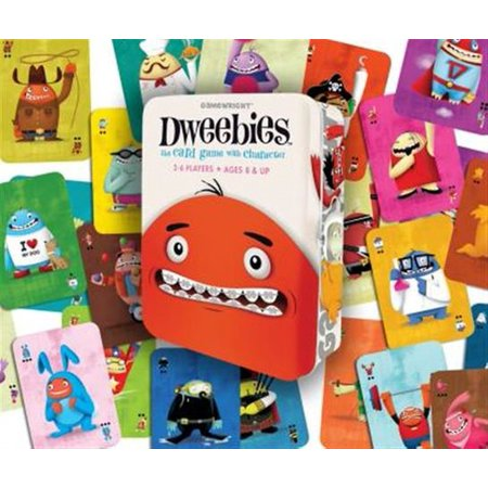 Games - Ceaco Gamewright - Dweebies Kids New Toys 242