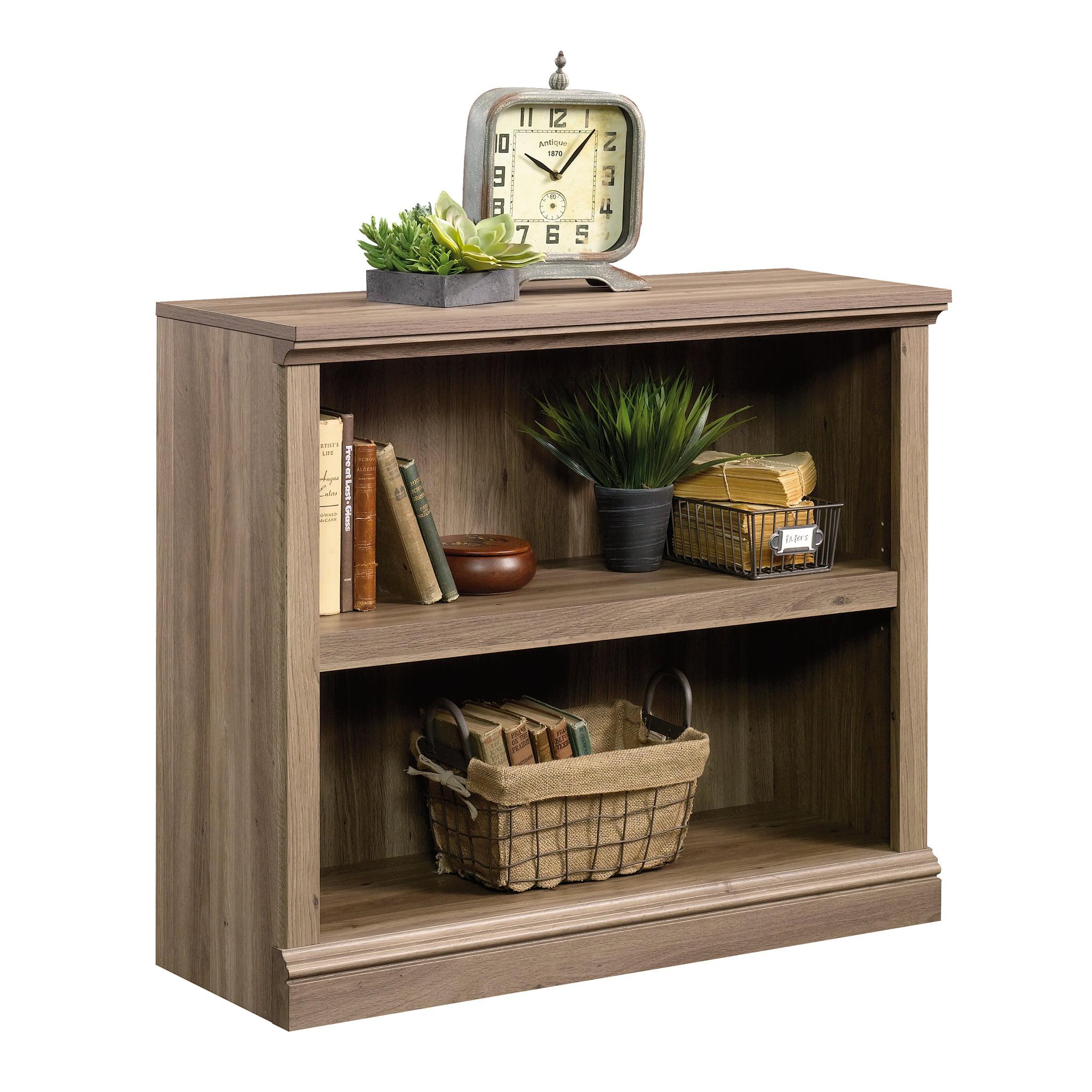 Sauder Select 2 Shelf Bookcase, Multiple Finishes by Sauder