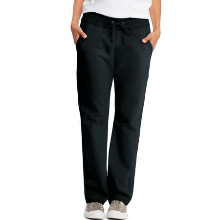 Hanes Women's Athleisure French Terry Pant with Pockets