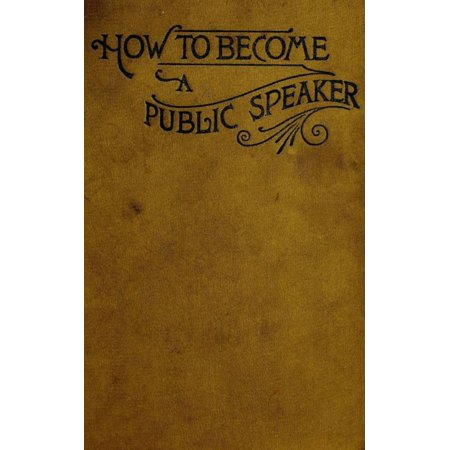 How to Become a Public Speaker - Showing the bests, ease and fluency in speech -