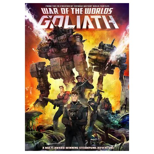 War of the Worlds: Goliath (2014)