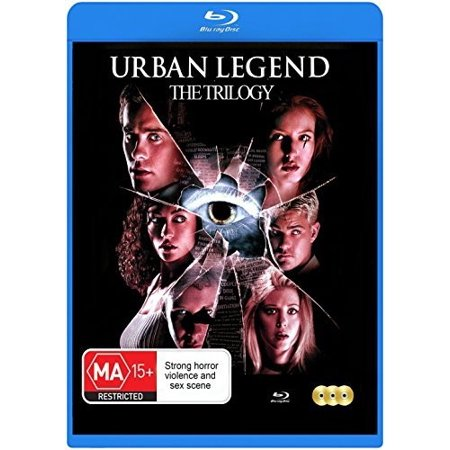 Urban Legends Trilogy Ultimate Edition (Blu-ray)