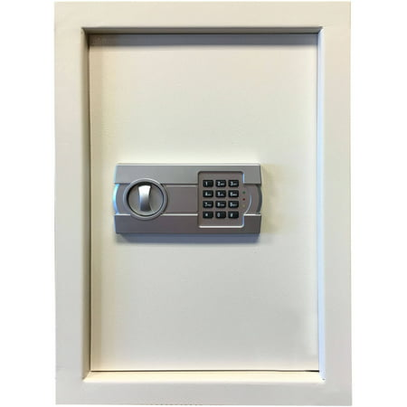 Sportsman Series Wall Safe with Electronic Lock, WLSFB