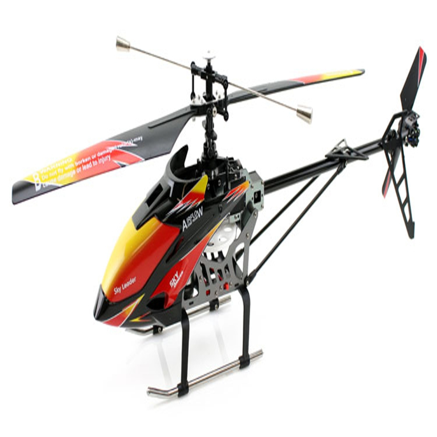 "WL V913 27"" Large 4 Channel 4CH RC Helicopter 2.4GHz"