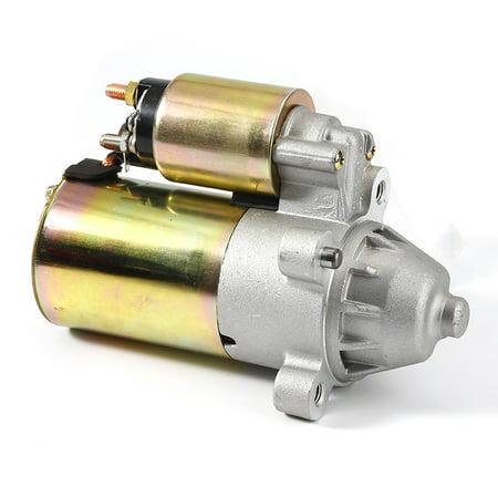 Starter Lester 6642 For Ford Taurus 3.0L V6 00-07 Mercury Sable 3.0L V6 00-05 SFD0041, SA887, YF1U11000AA, YF1Z11002AA, YF1U-11000-AA, YF1Z-11002-AA, SR7567X, 6642, SA-887