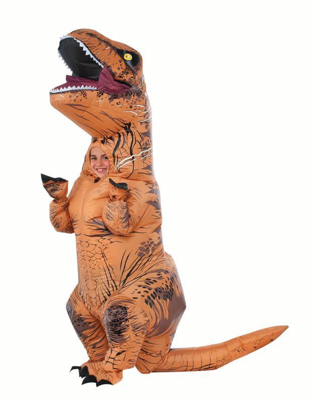 Halloween Human T-Rex Costume Mens T Shirt