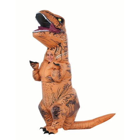 Rubies Inflatable T-REX Child Halloween Costume - T Rex Dinosaur Halloween Costume