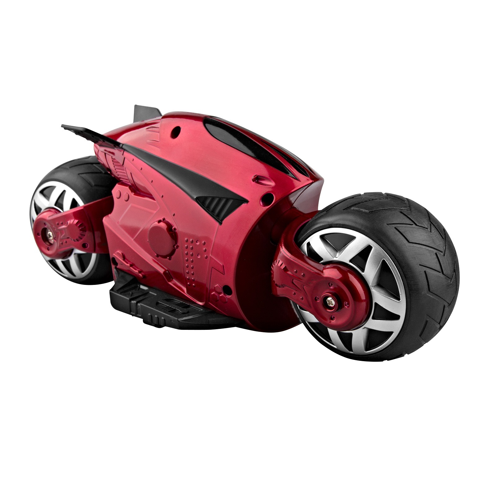 Kid Galaxy Cyber Cycle RC Motorcycle Red by Kid Galaxy
