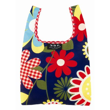 Envirosax Minisax Lunch Bag, Daisy Gingham
