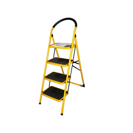 4 Step Ladder with Oversize - Standard Plus Ladder