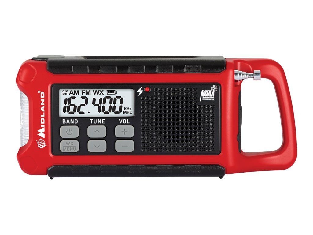 Midland ER210 Weather Alert Radio by Midland