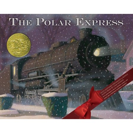 Polar Express 30th Anniversary Edition (Hardcover) - Van Halloween