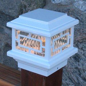 Aurora Orion LED Deck Post Light 5
