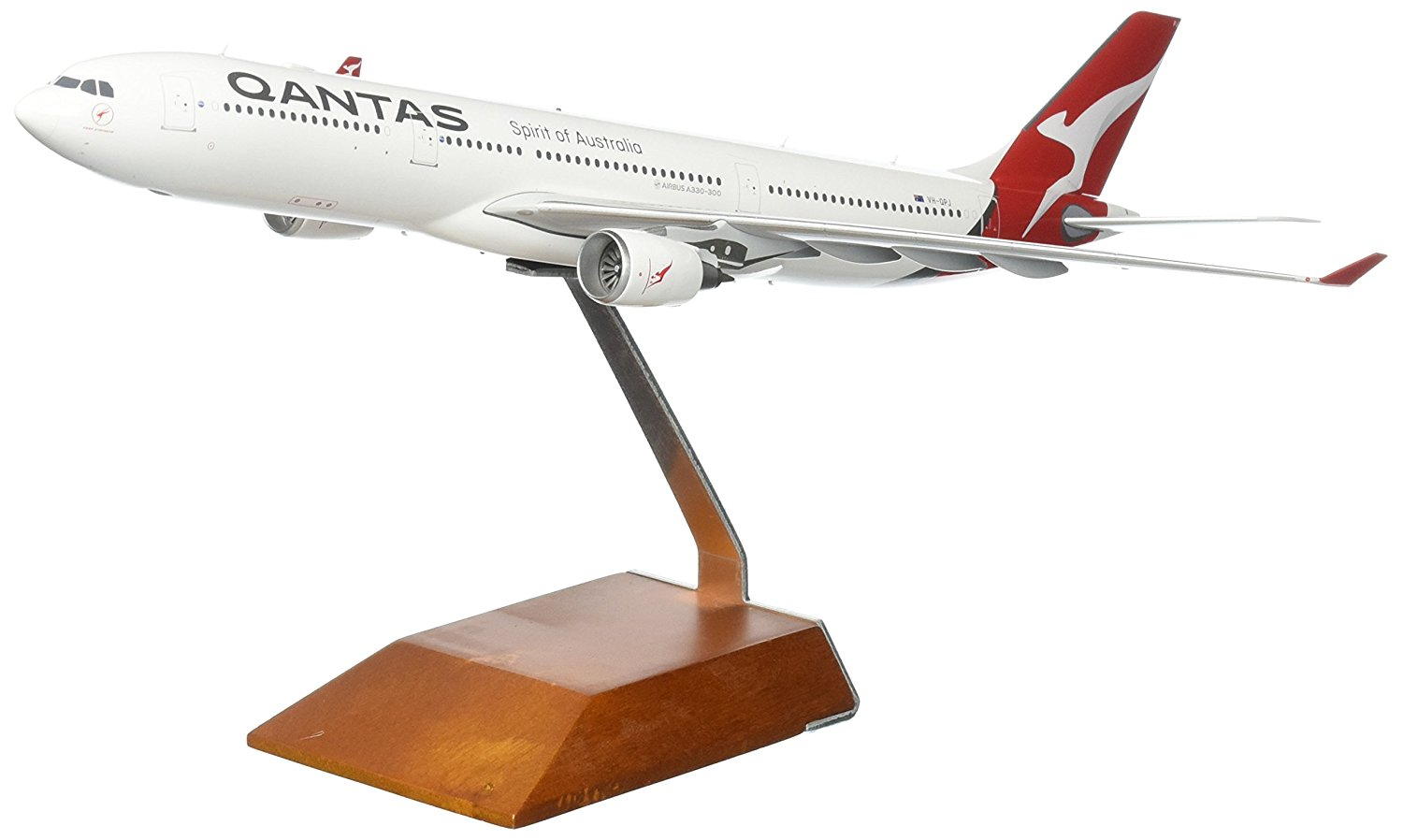 Gemini200 Qantas Airways A330-300 New 2016 Livery VH-Qpj 1:200 Diecast Model Airplane by Gemini200 1 200