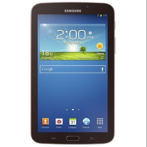 Samsung Galaxy Tab 3 (7-Inch Gold-Brown 8-GB) 2013 Model