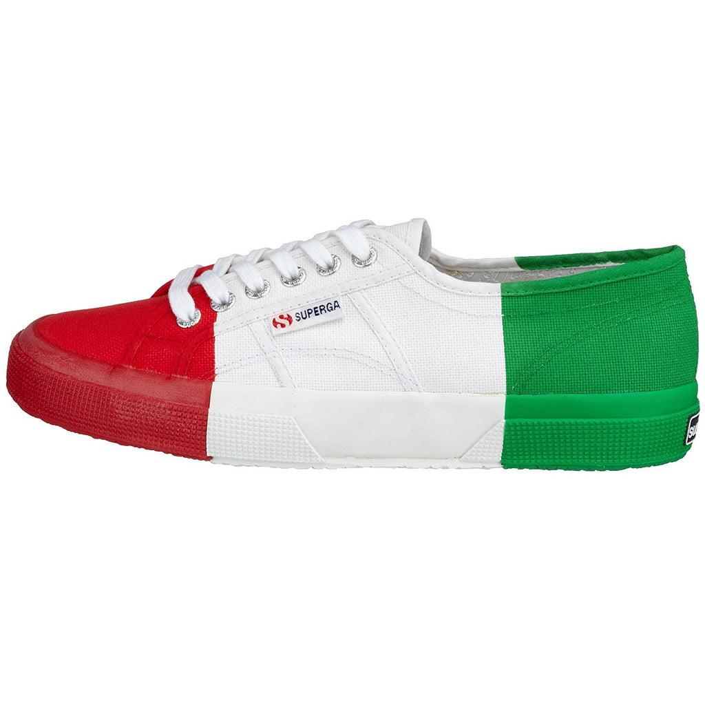 Superga Unisex 2750 Cotu Flag Italia