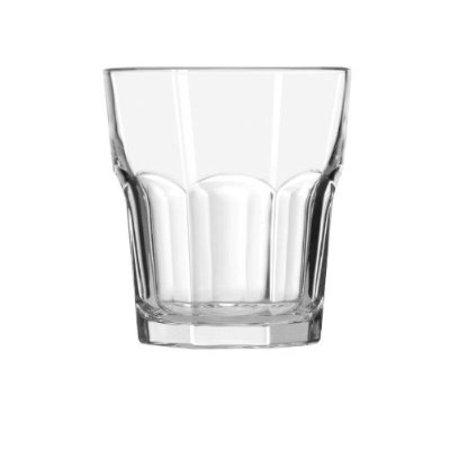 Libbey Gibraltar 12-Ounce Rocks Glass , Box of 12, Clear