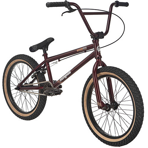 "20"" Mongoose Mode 900 Boys' Bike, Maroon"