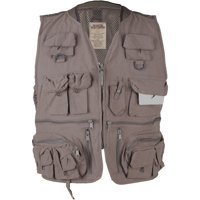 Master Sportsman 27 Pocket Mesh Back Vest XL Olive