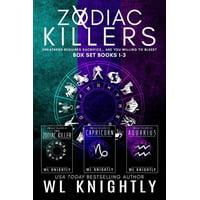 Zodiac Killers Books 1-3 - eBook