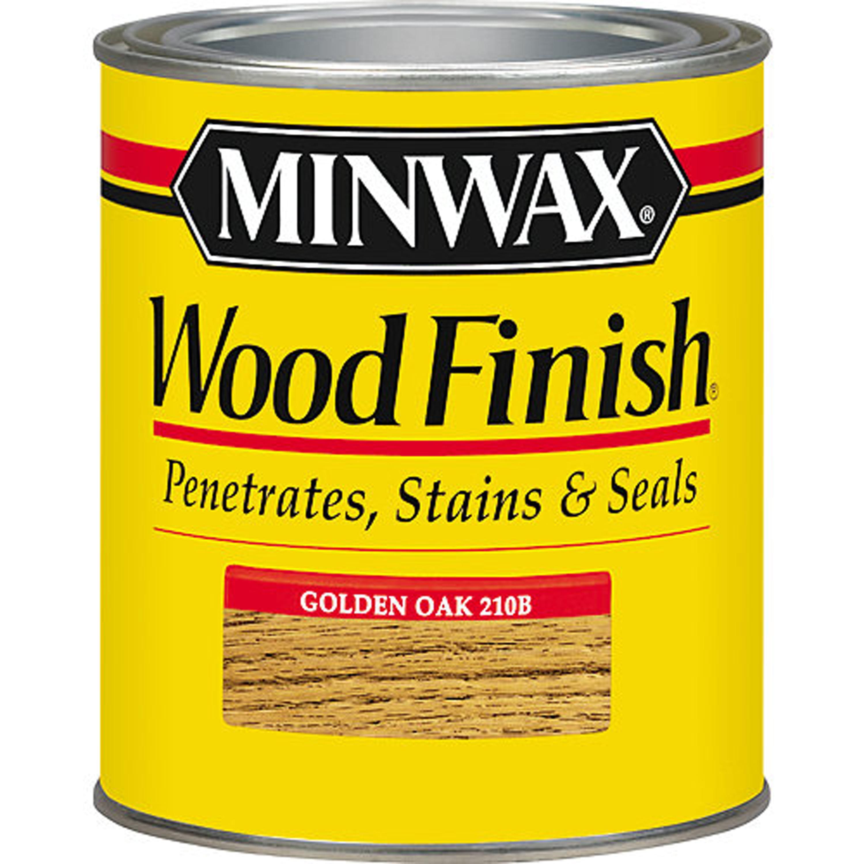 Minwax Woodfinish Golden Oak 1/2-Pint