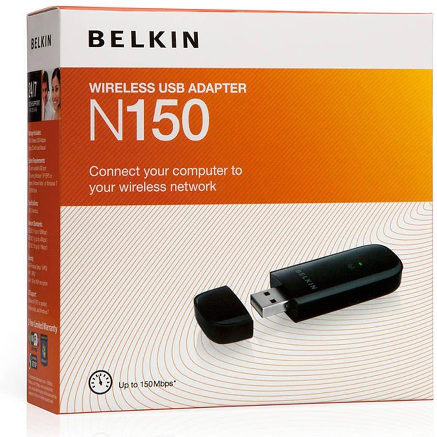 Belkin n150 micro wireless usb adapter.