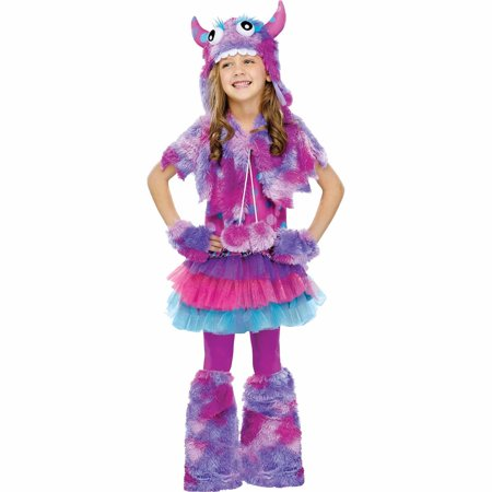 Polka Dot Monster Child Halloween Costume