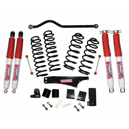 Skyjacker Suspension Lift Kit w/ Shock 2007-2017 Jeep Wrangler